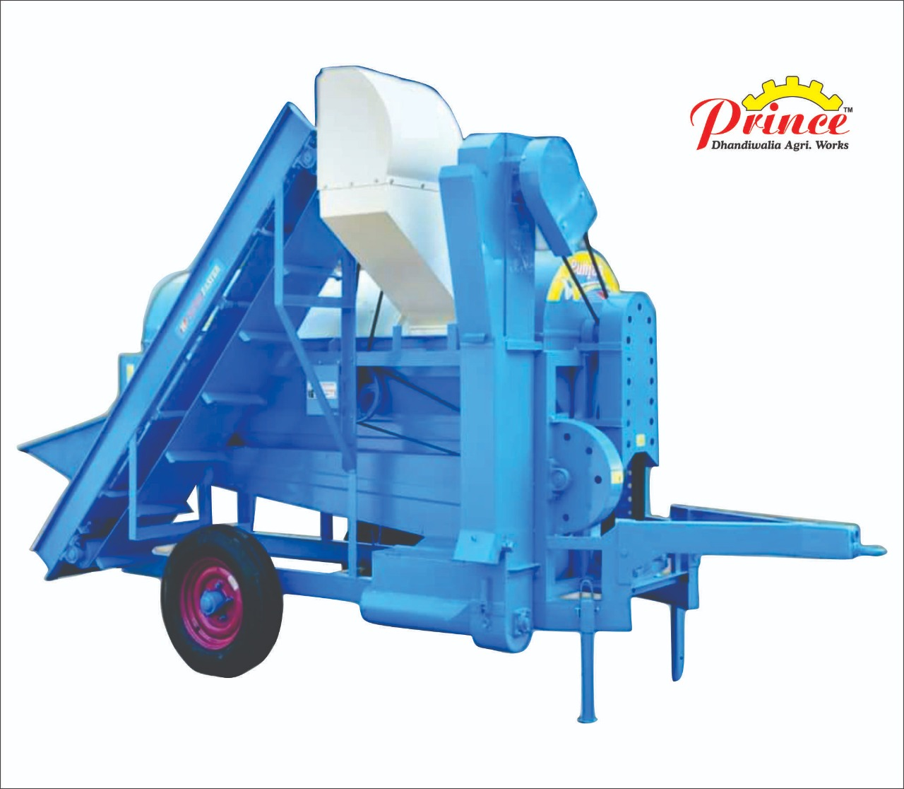 Automatic Maize Thresher
